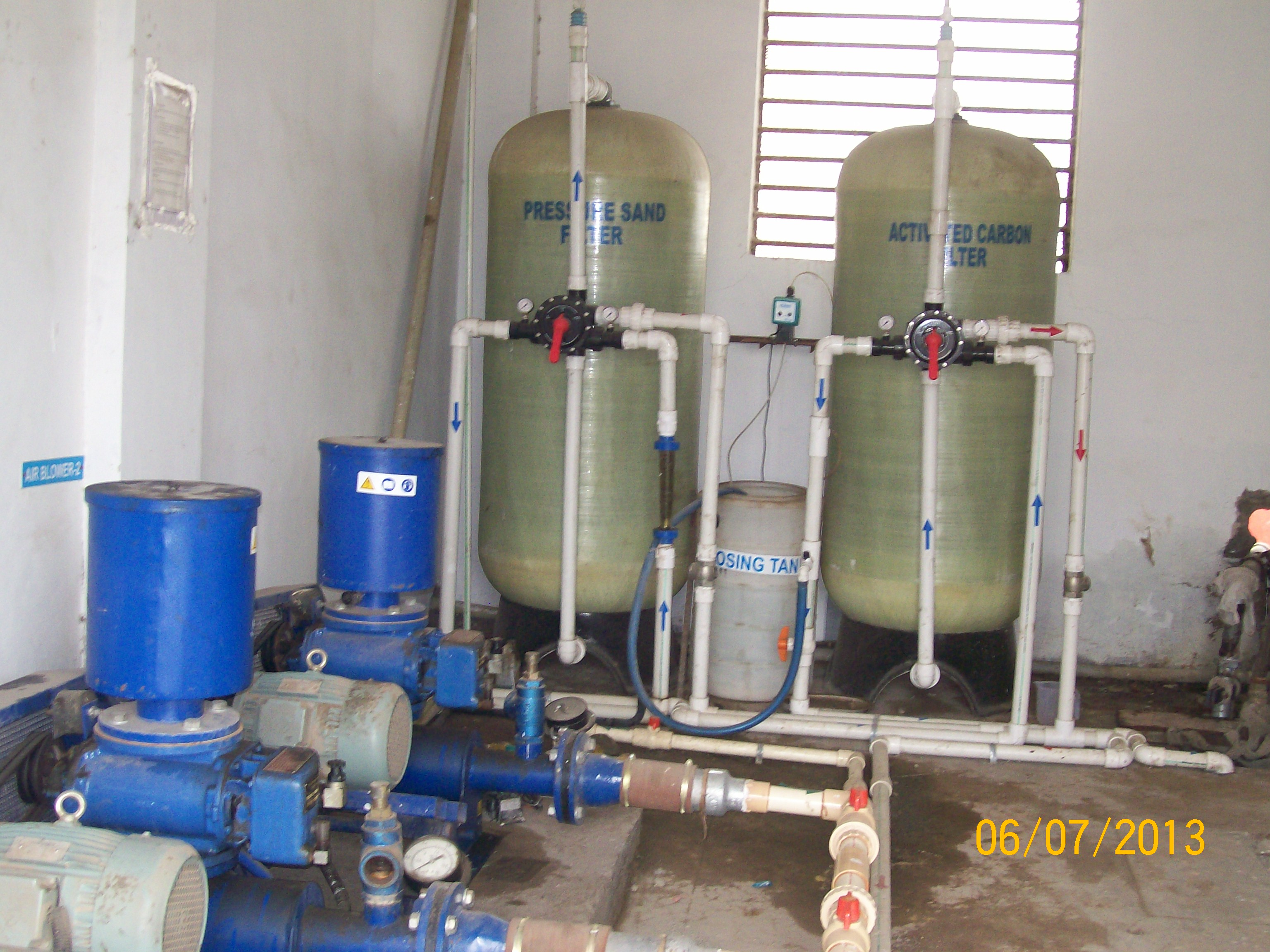 Sewage Treatment Plant Tropicaal Waters India Pvt Ltd